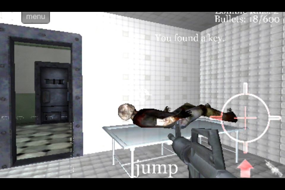 Screenshot Zombie Hunter 3D